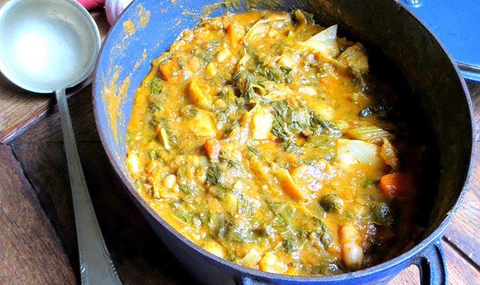 Ribollita (Soupe toscane)