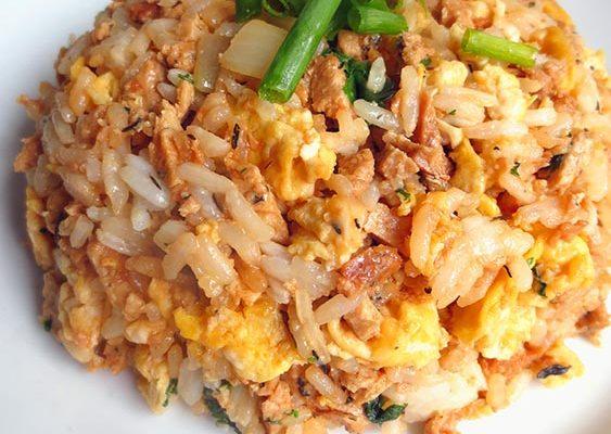 Riz Frit Japonais