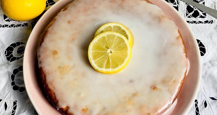 Gâteau au Citron et au Pavot