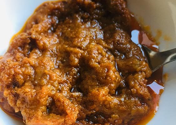 Sauce togolaise- Dja || M'gbagba
