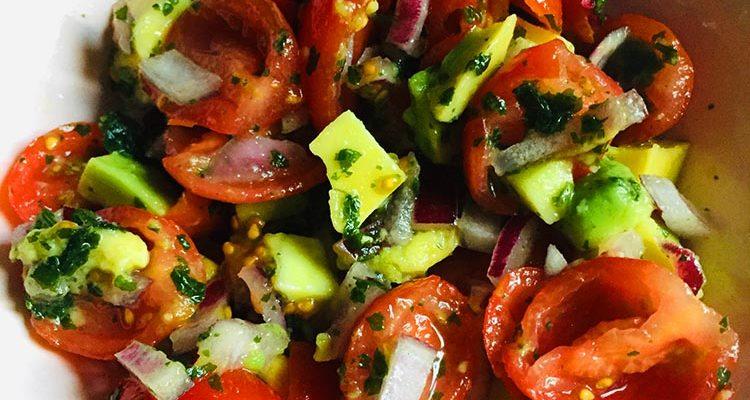 Salade Africaine Kachumbari