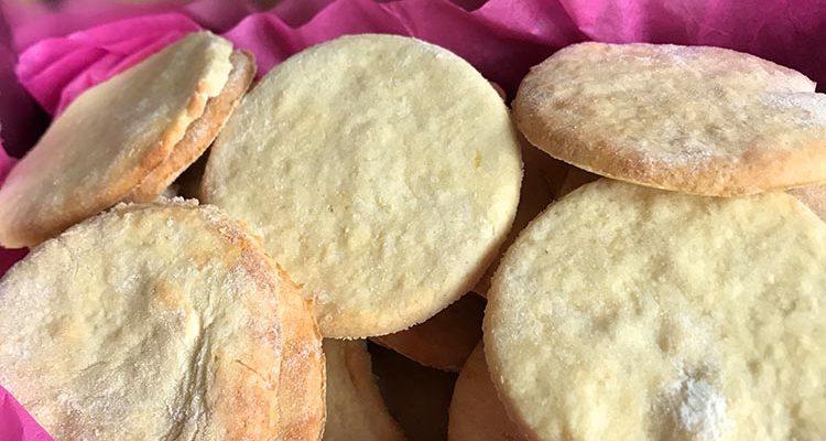 Biscuits du Cap Vert (Bolachas de Cabo Verde)