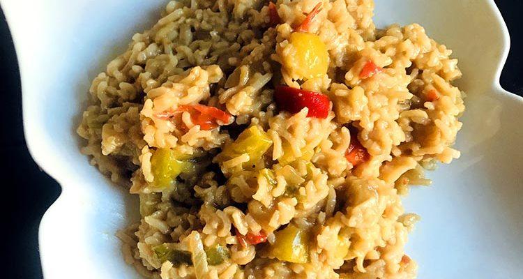 Riz aux Légumes (Iles Salomon)