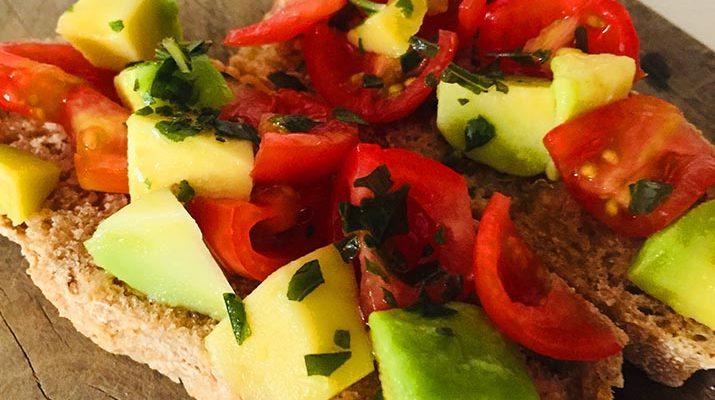 Sandwich Ouvert des îles Caïmans