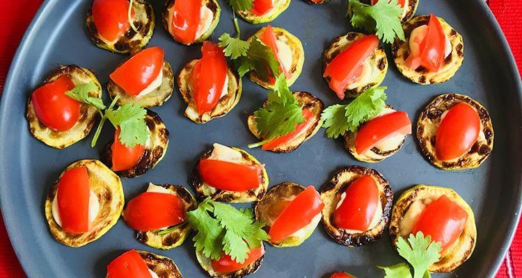 Courgettes Frites aux Tomates (Ukraine)