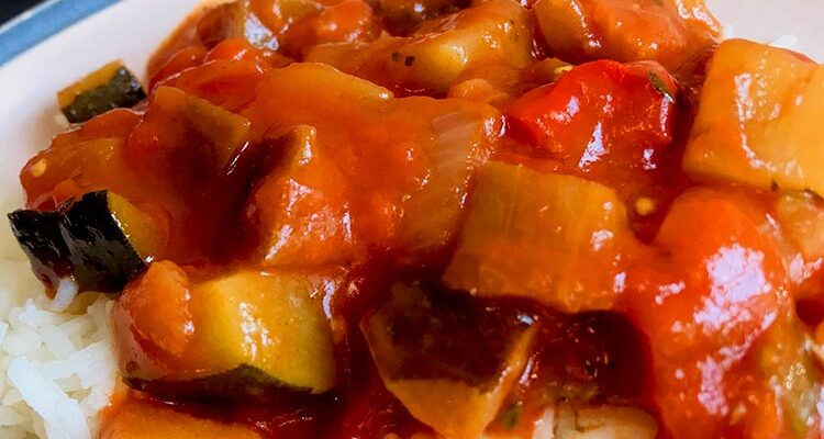 Nandji, Sauce Malienne aux Tomates et aux Oignons