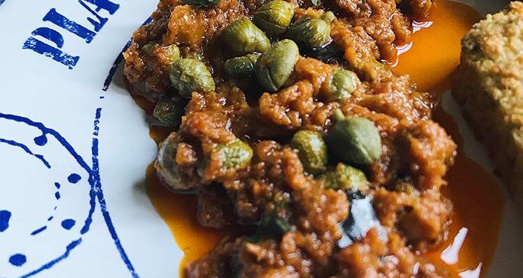Zalza Tal-Kappar, Sauce aux Câpres (Malte)