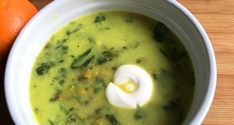 Butha-Buthe, Soupe Epinards-Mandarine du Lesotho