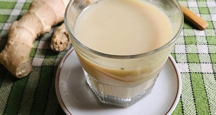 Thé au Gingembre Ougandais