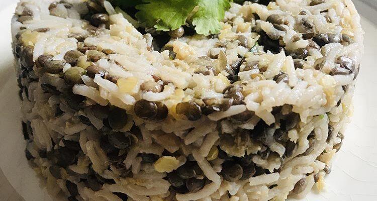 Riz au Guandú (Panama)