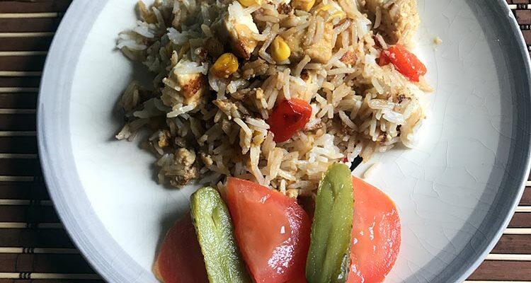 Riz Frit Surinamais