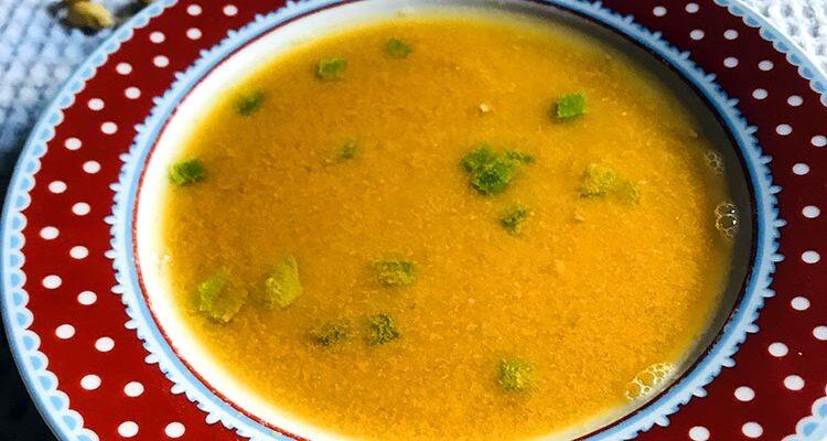 Soupe aux Cacahuètes (Angola)